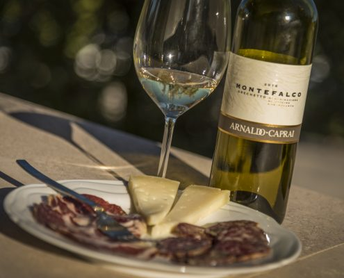 wine and food tours in Italy, winetasting in Umbria