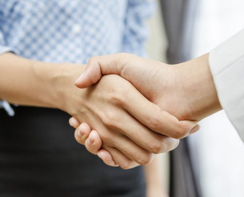 handshake - meetings and conferences in italy