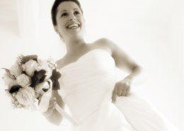 weddings in Italy, happy bride