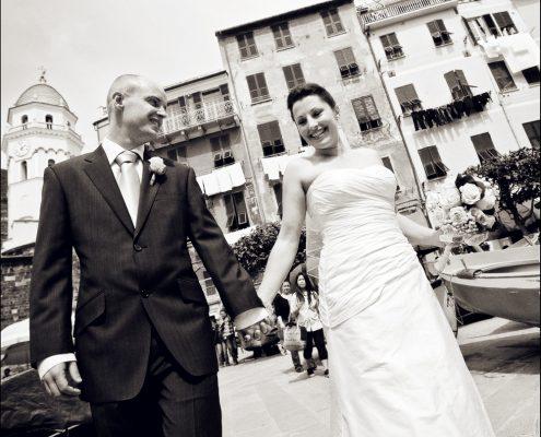 wedding in italy, Vernazza cinque Terre