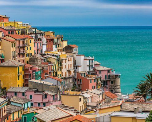 tailor made tours in Italy - manarola, cinque terre, liguria, italy