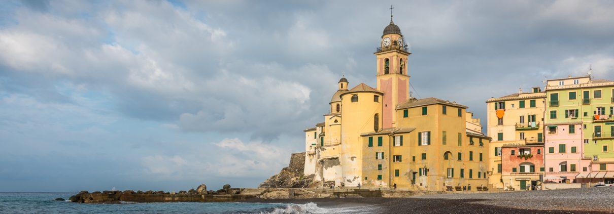 Camogli, visit Liguria, Genova, Italy