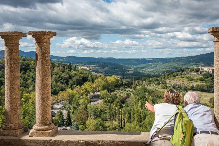 Hiking in Umbria