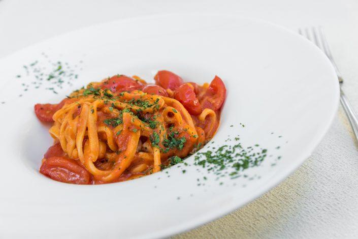 local fresh pasta- Umbria- Italy
