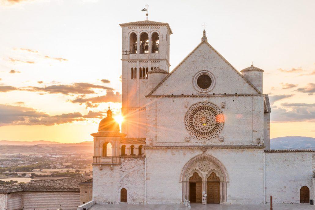 Spectacular Assisi, Umbria, Italy