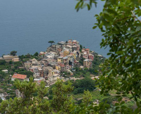 Corniglia, Cinque Terre National Park, Liguria, Italy