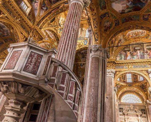 San Lorenzo Cathedral, Genova- Italy