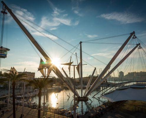 Genova- Liguria- Italy