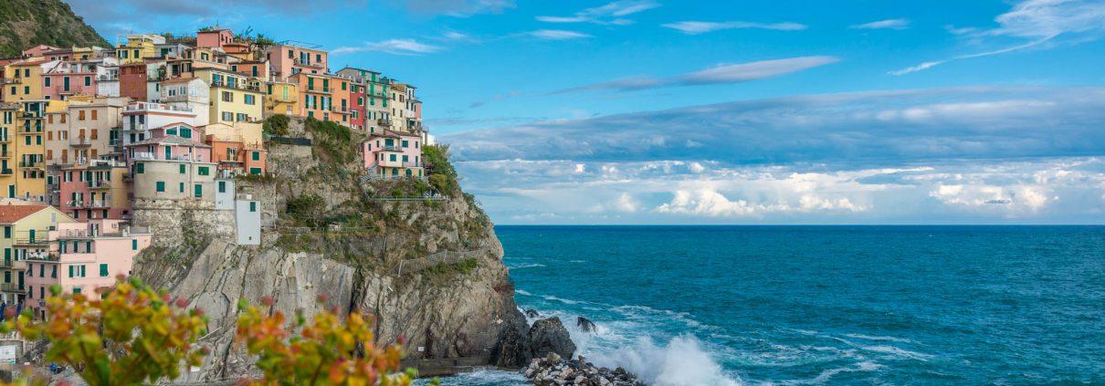 Manarola breathtaking view- Italy