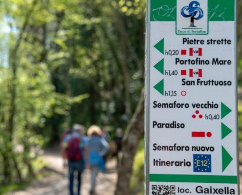 Portofino Natural Regional Park