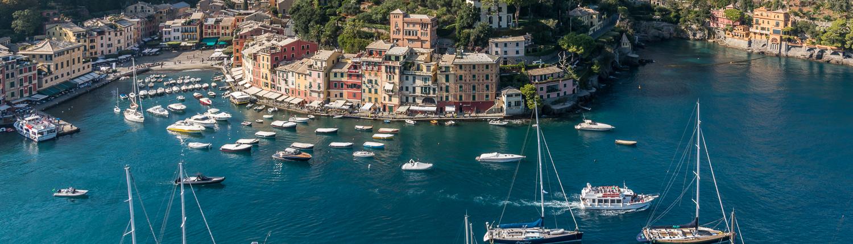 Portofino, Regional National Park, Liguria, italy