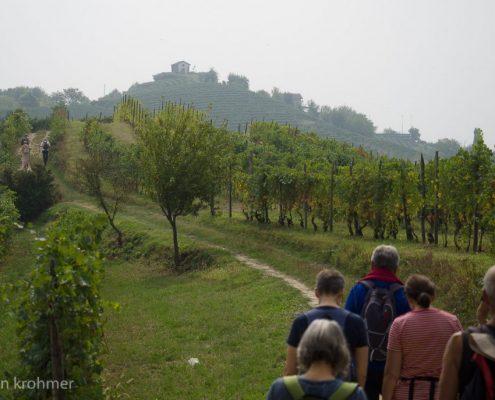 Hiking in Monferrato - Piedmont- Italy