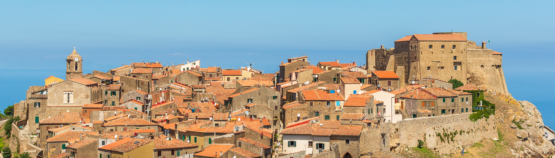 Giglio Castello- Giglio Island- Maremma- Tuscany- Italy
