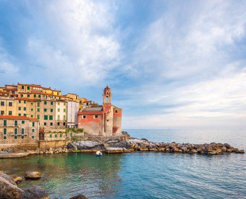 Tellaro - Liguria & Lunigiana- Italy