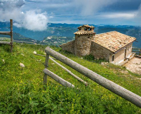Hiking in Monte Baldo- Veneto- Italy