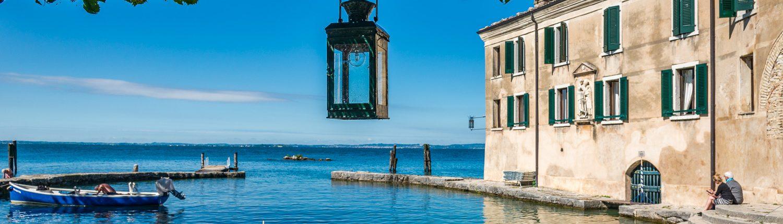 Garda Lake in Veneto- Italy