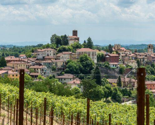 Castelnuovo Don Bosco in Monferrato - Piedmont - Italy