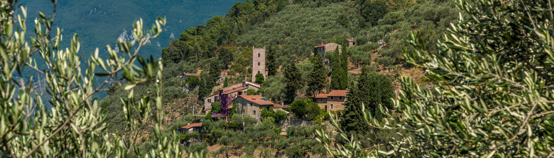 Pilgrimage in Lunigiana - Tuscany - Italy