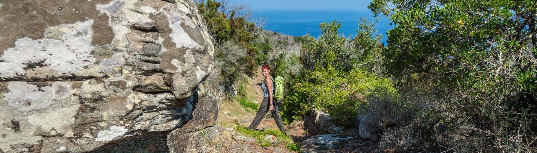 Hiking in Maremma- Tuscany- Italy