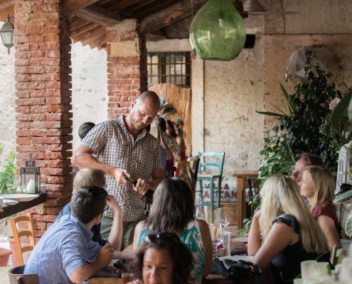 Wine tasting in Valpolicella- Veneto- Italy