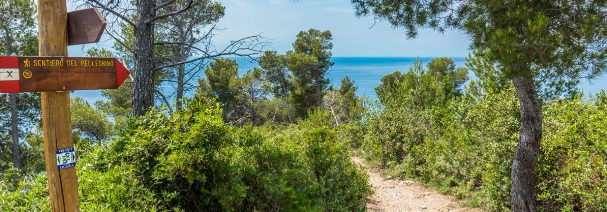 Hiking at Noli- Liguria- Italy